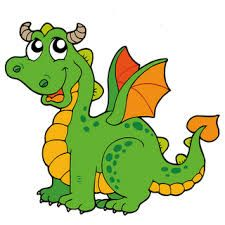dragon clipart cartoon.