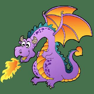 Animated dragon clipart 2 » Clipart Portal.