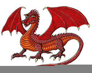 Animated Chinese Dragon Clipart.
