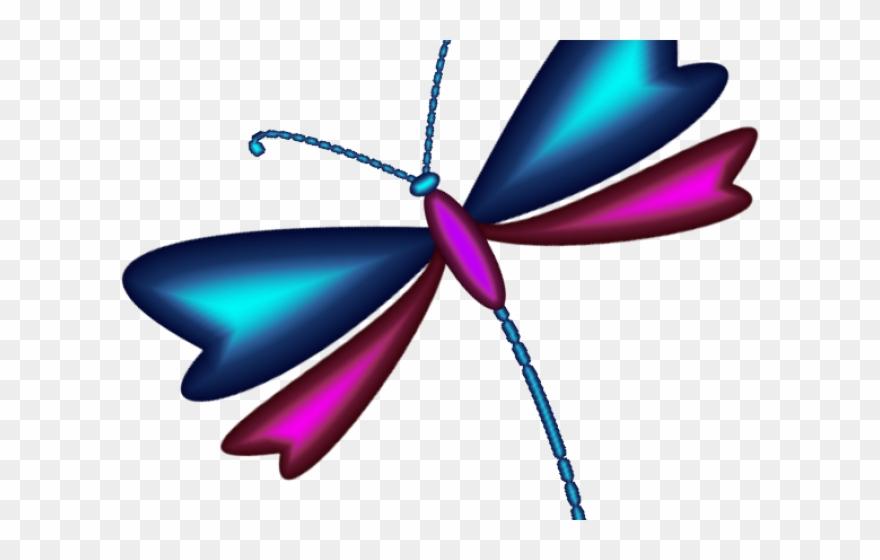 Dragonfly Clipart Cartoon.