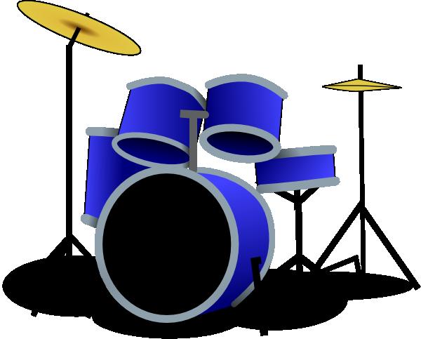 Cartoon Drum Clipart.