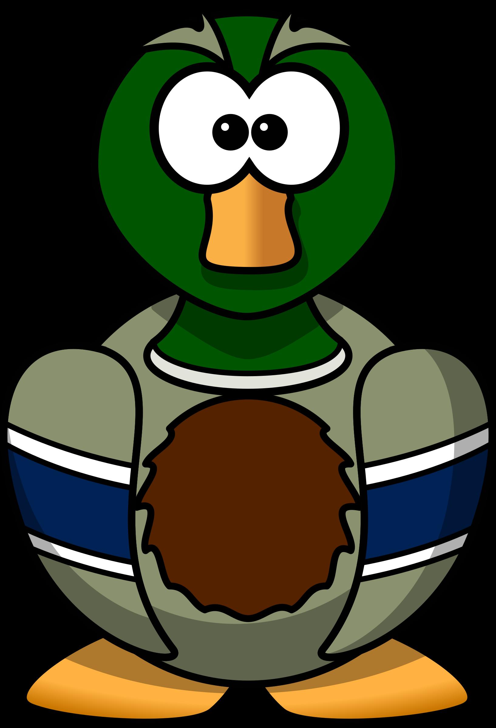 Cartoon Ducks Clipart.