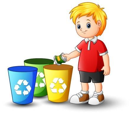 Image result for PUT THE WASTE IN DUSTBIN.