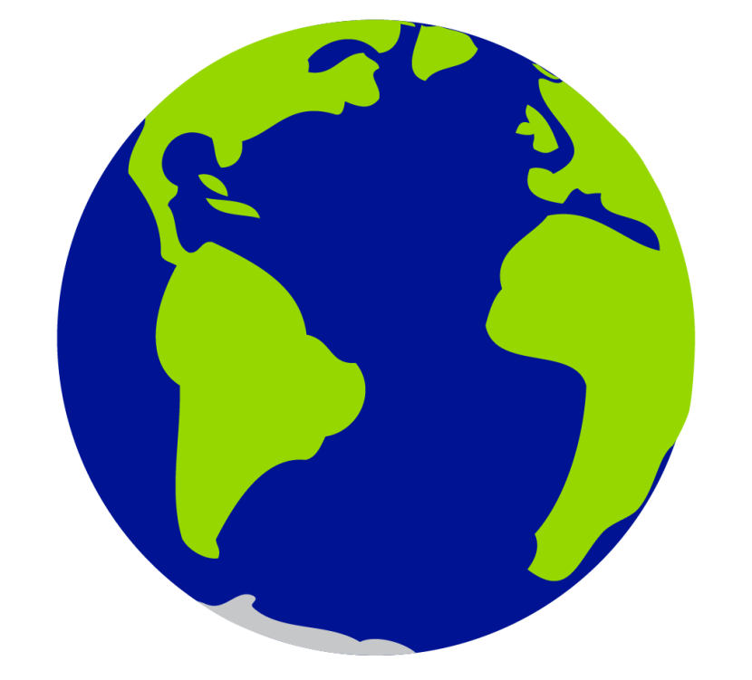 10610 Earth free clipart.
