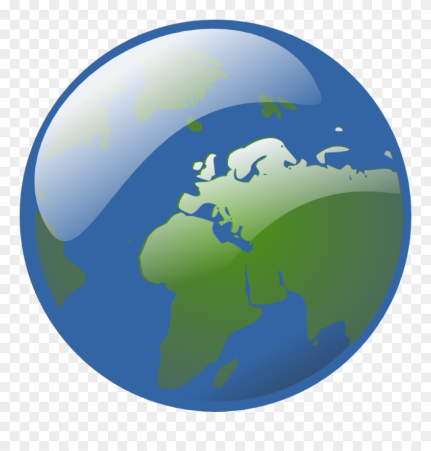 Animated Globe Clipart Earth Globe Clip Art At Clker.
