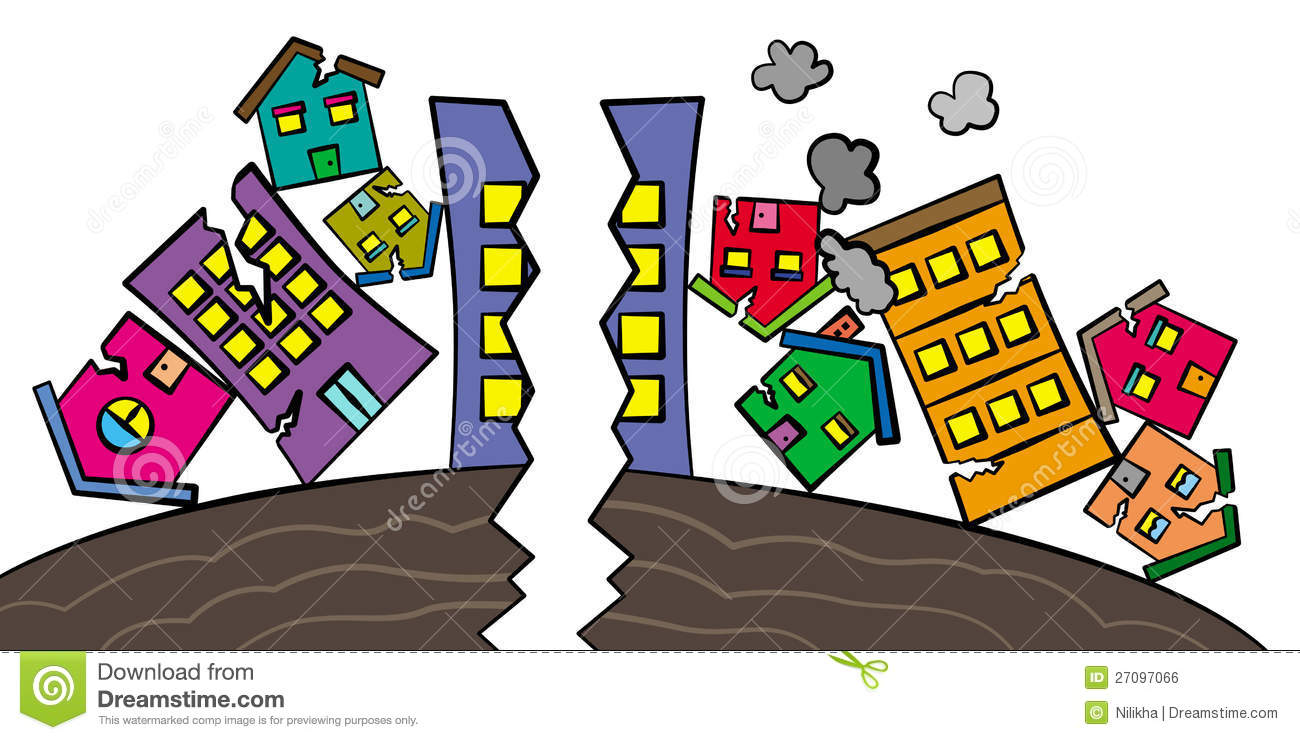 Animated Earthquake Clipart.