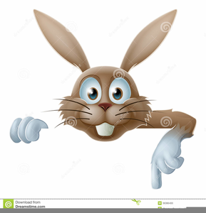 Animated Bunny Clipart Easter.