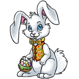 Easter Bunny Clipart Animated.