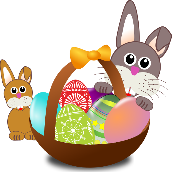 Free Animated Easter Clipart.