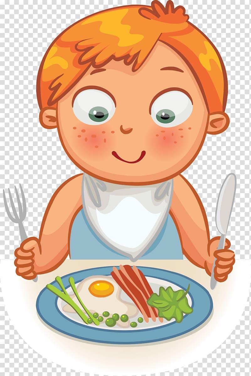 Breakfast cereal Dinner Eating , cartoon schedule.