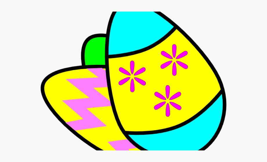 Easter Eggs Clipart Animated.