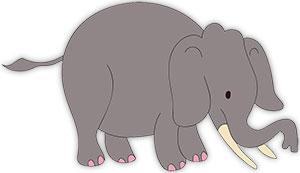 Free Elephant Animations.