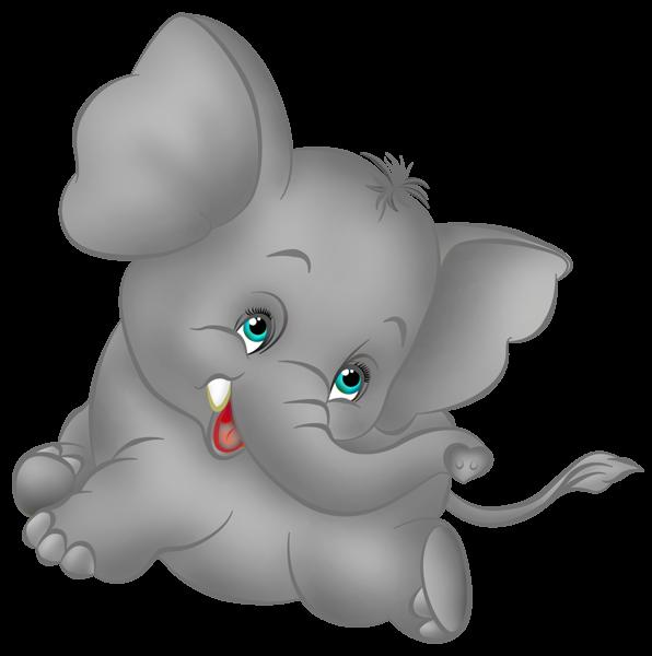 Elephant clipart animated, Elephant animated Transparent.