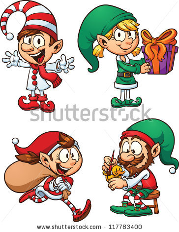 Elf Stock Images, Royalty.