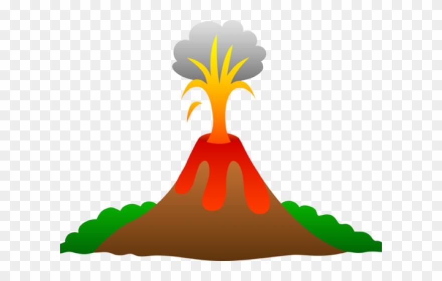 Eruption Clipart Cartoon.