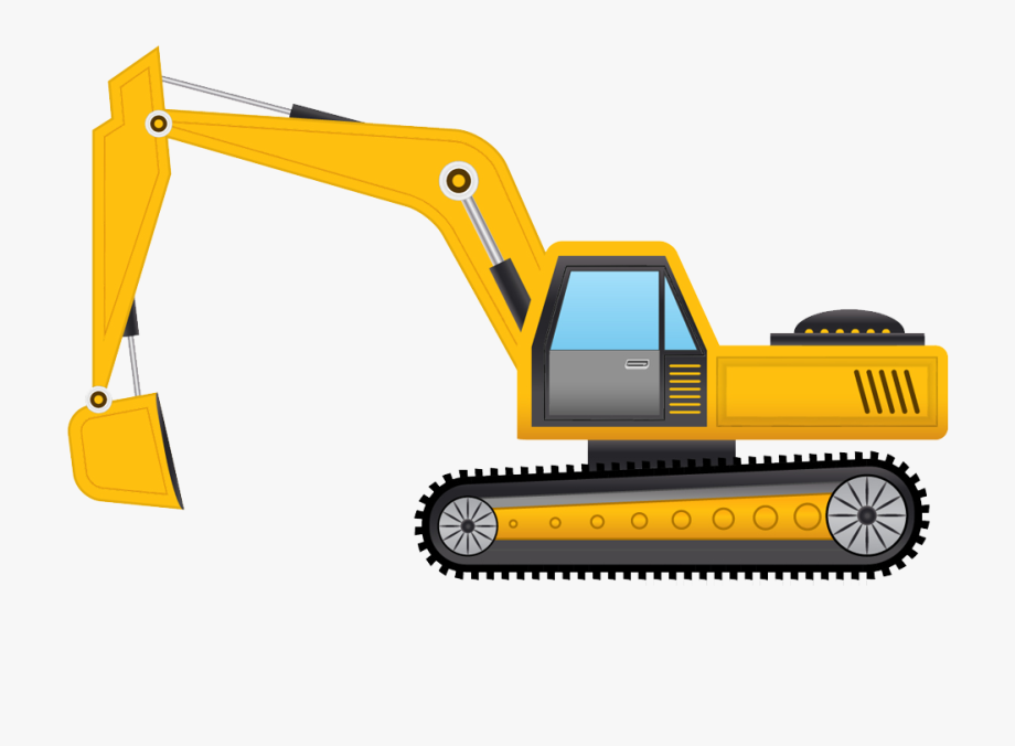 Png Library Library Excavator Clipart Transparent.