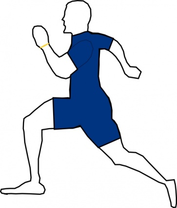 Animated Exercise Clip Art.