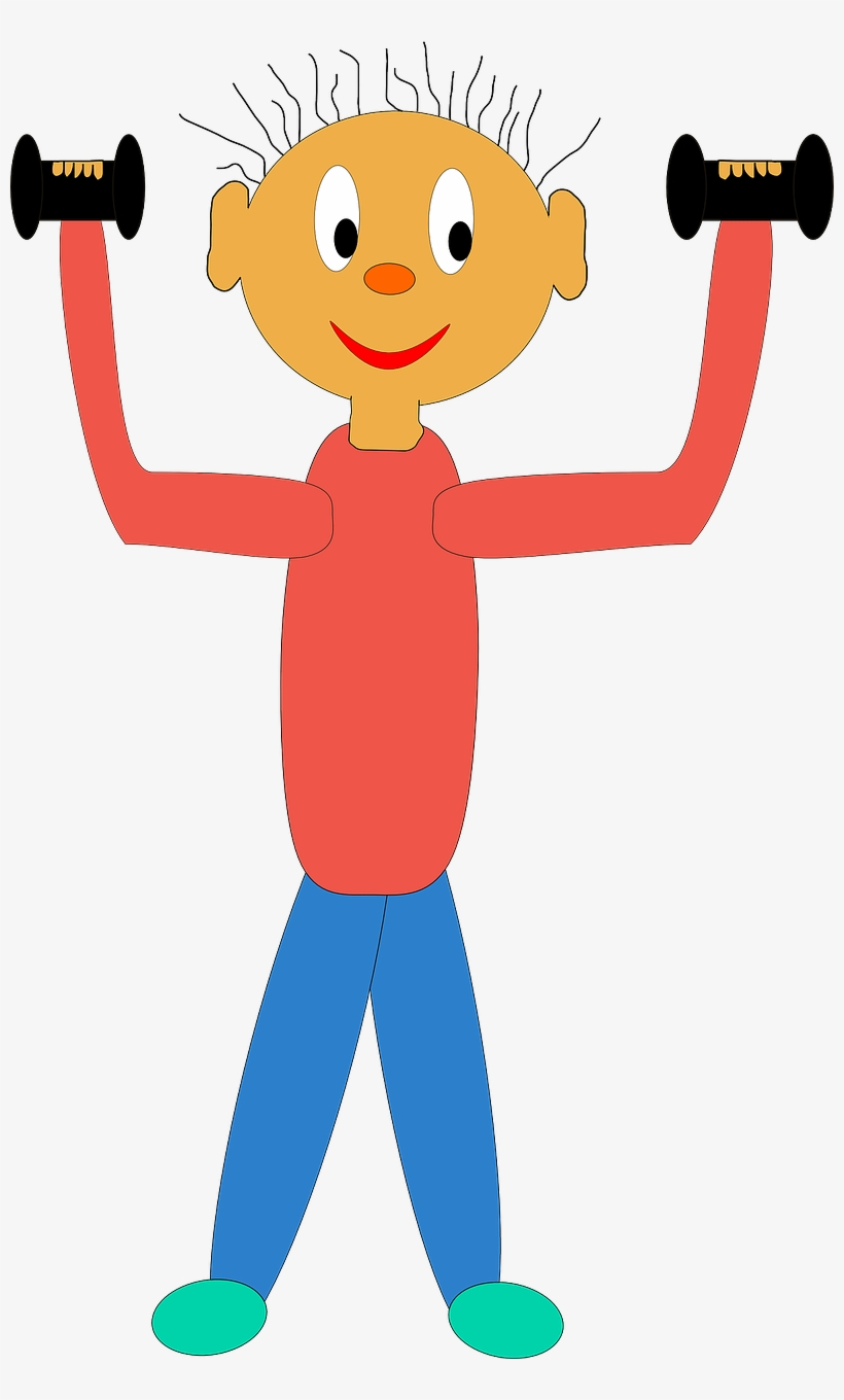 Exercise clipart animated, Exercise animated Transparent.