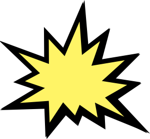 Explosion Clip Art at Clker.com.