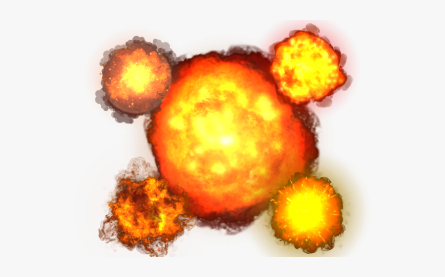 Animated Explosion Gif Png , Free Transparent Clipart.