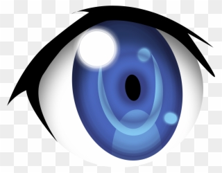 Free PNG Anime Eyes Clip Art Download.