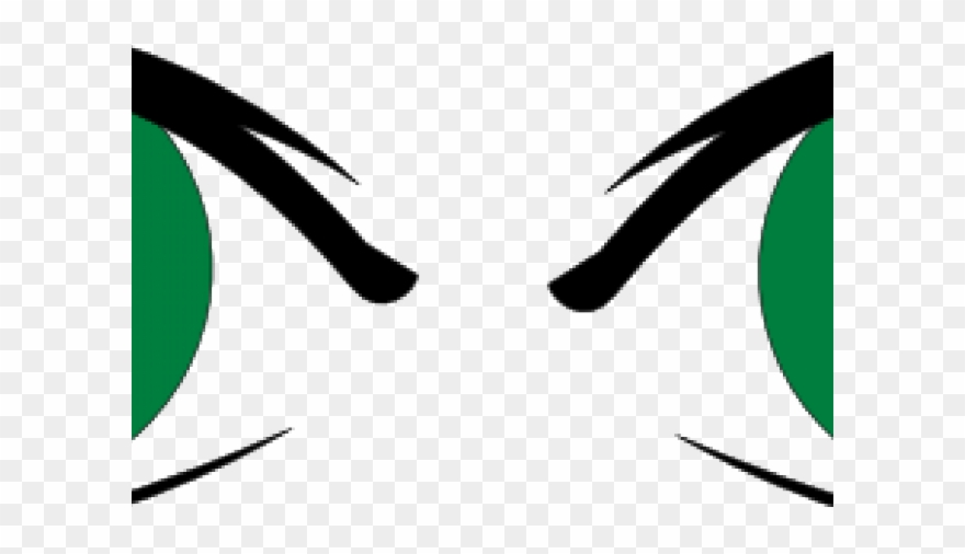 Green Eyes Clipart Animated.