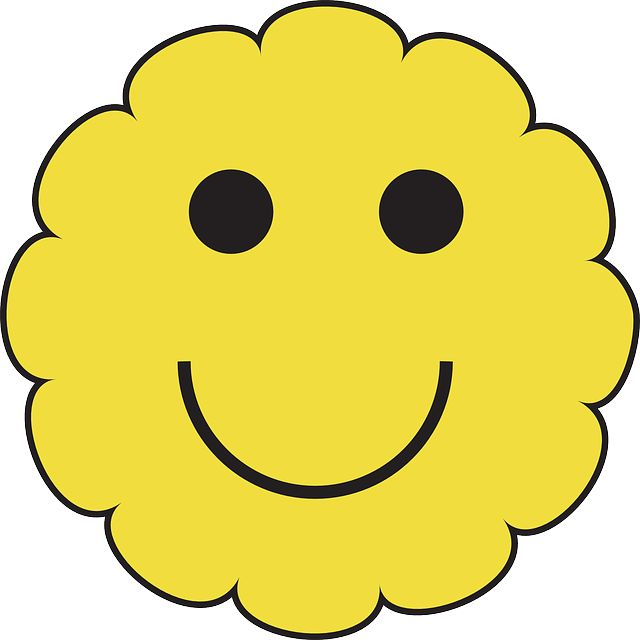 Animated smiley face clipart collection.