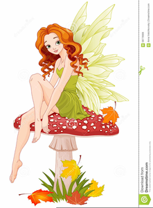 Free Animated Fairy Clipart.