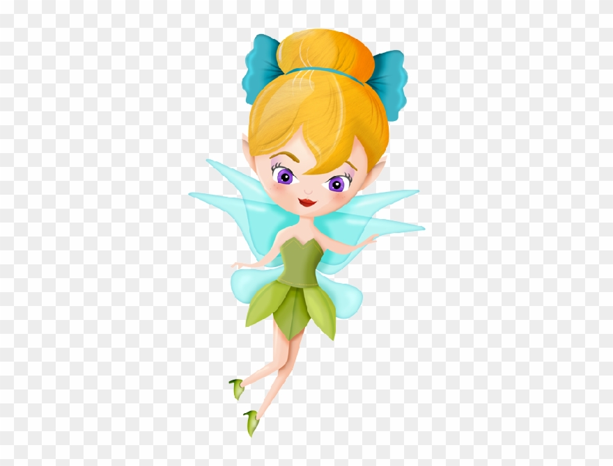 Animated Fairy Clipart.