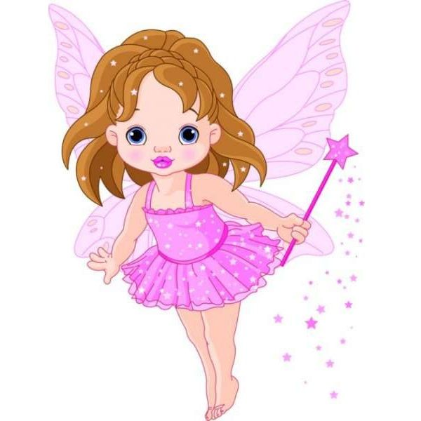 Fairy clipart animated.