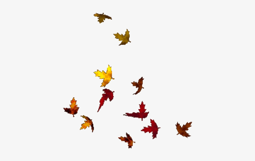 Animated Fall Leaves Gif Clipart Autumn Clip Art.