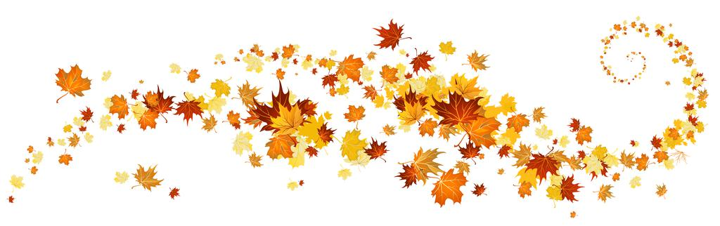 Free Animated Fall Clipart Autumn Leaves Leaf Outline.