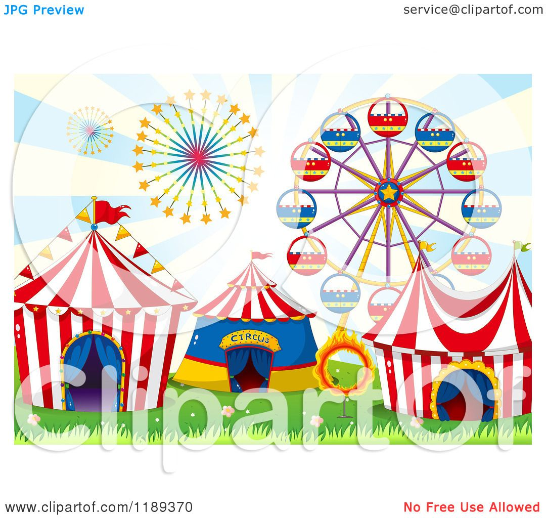 Showing post & media for Cartoon fireworks and ferris wheel.