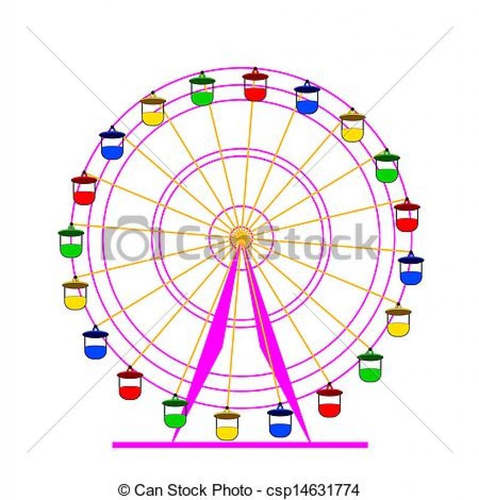 ferris wheel illustrations and clip art 2717 ferris wheel animated.