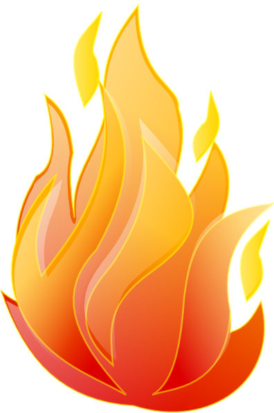 Fire Clipart Animation.