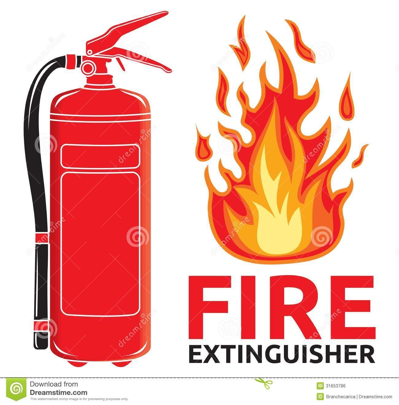Fire Extinguisher Animation.