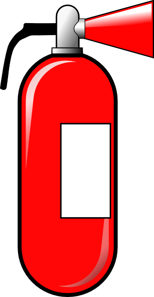 Animated fire extinguisher clipart » Clipart Portal.