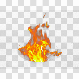 Fire flames overlays for animation!.