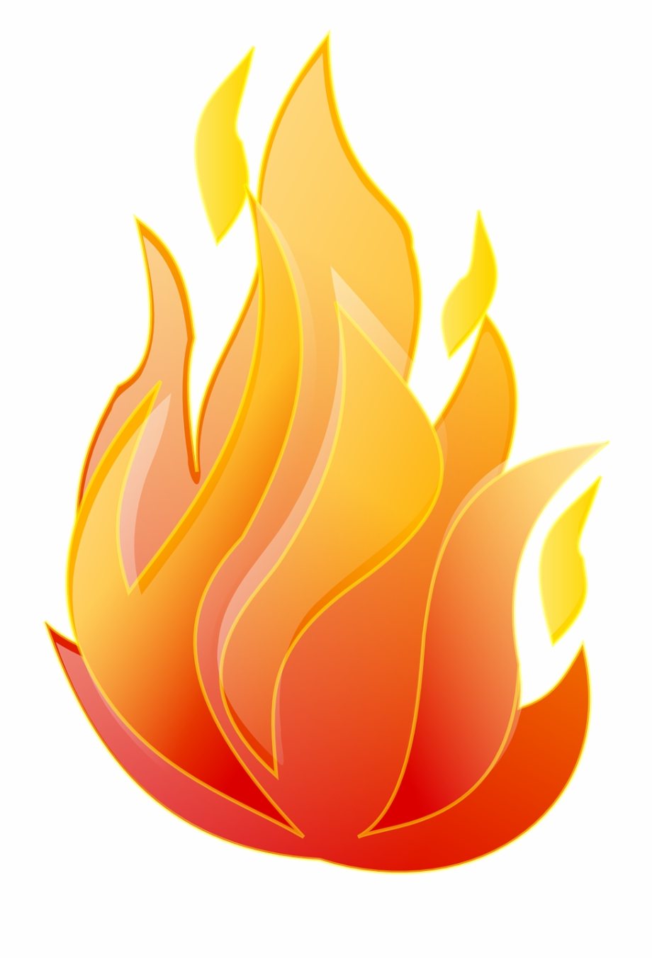 Animated Fire Png Transparent Background.