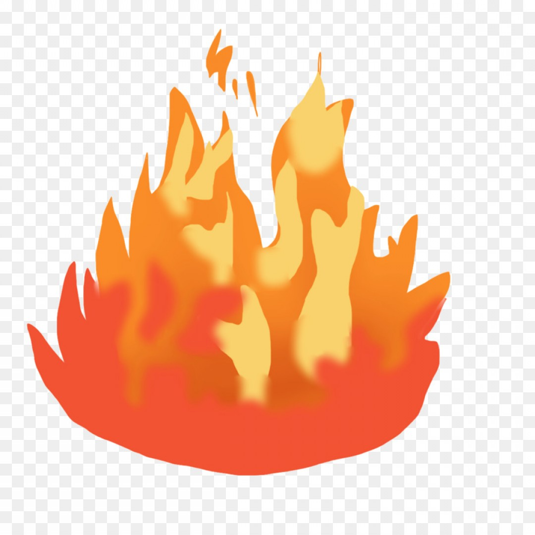Png Flame Fire Clip Art Flame Cartoon Cliparts.