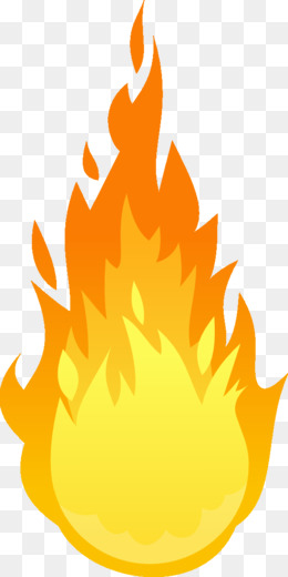 Fire Flame PNG.