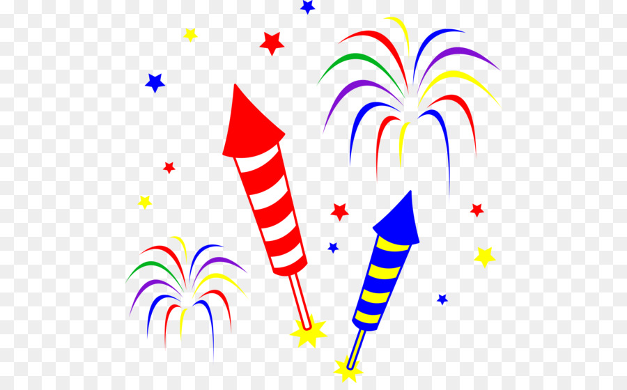 Fireworks Cartoon clipart.