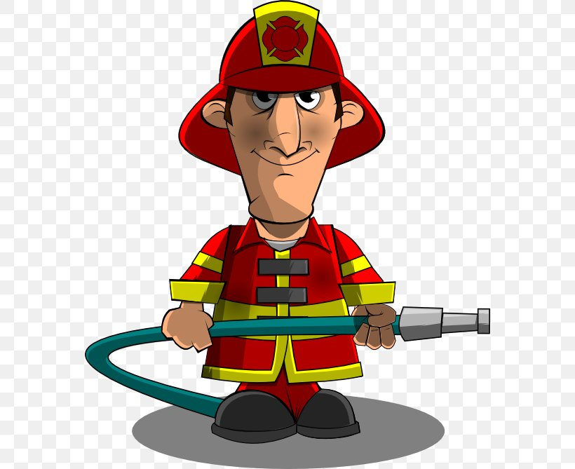 Firefighter Fire Engine Free Content Clip Art, PNG.