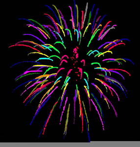 Free Clipart Animations Fireworks.