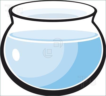 Fish Bowl Clipart No Fish.