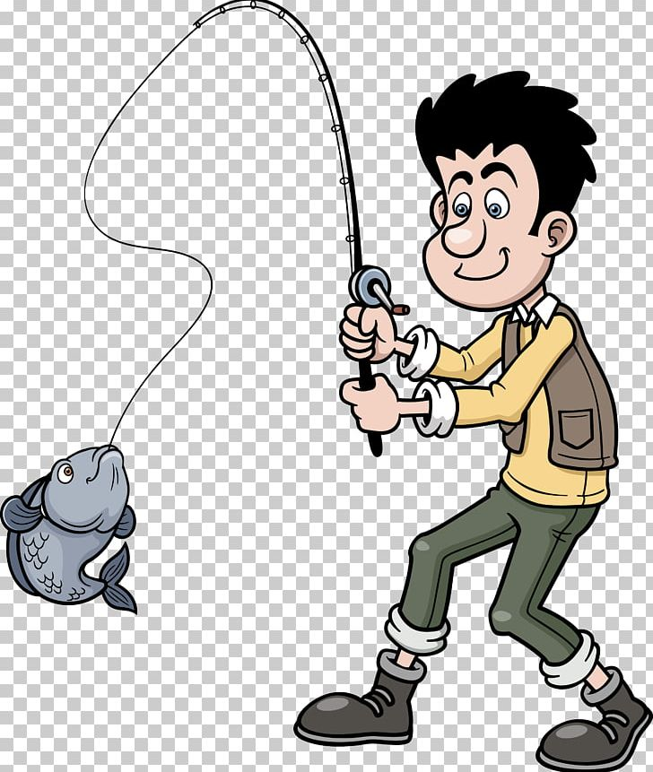 Cartoon Fishing PNG, Clipart, Animated Series, Art, Cartoon.