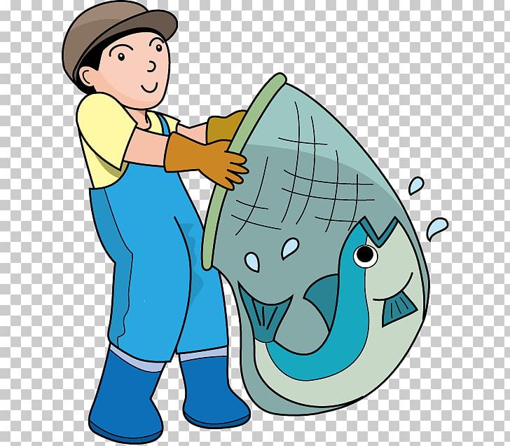 Fishing Fisherman , Net s PNG clipart.