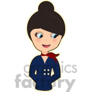 Animated Flight Attendant Clipart (70+).