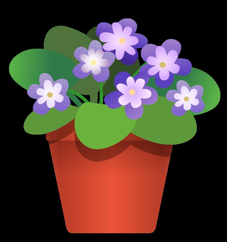 flower pot 3.
