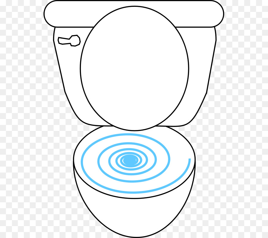 Cartoon Flushing Toilet Images.